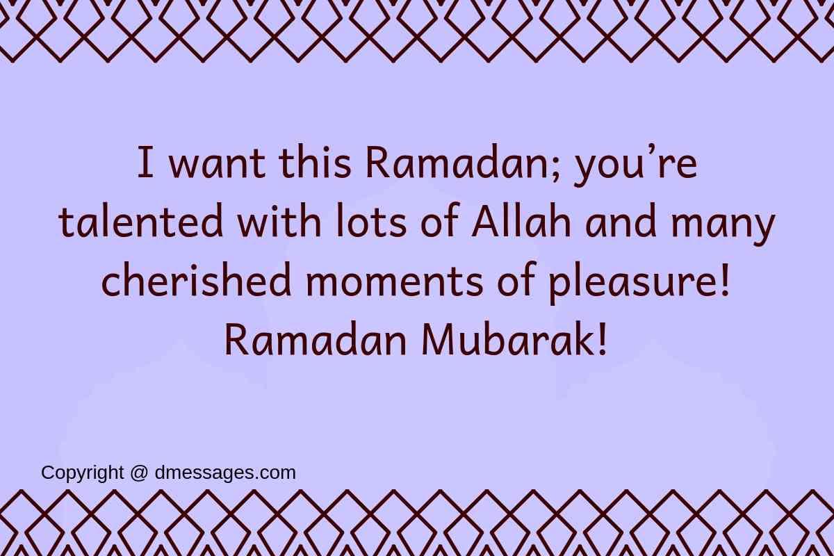 Beautiful ramadan kareem messages-Happy Ramadan Greeting