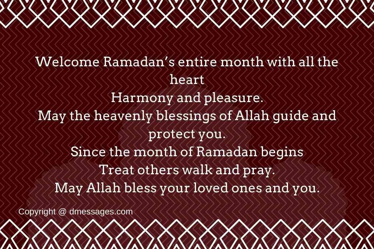Happy ramadan kareem messages-Happy Ramadan Wishes