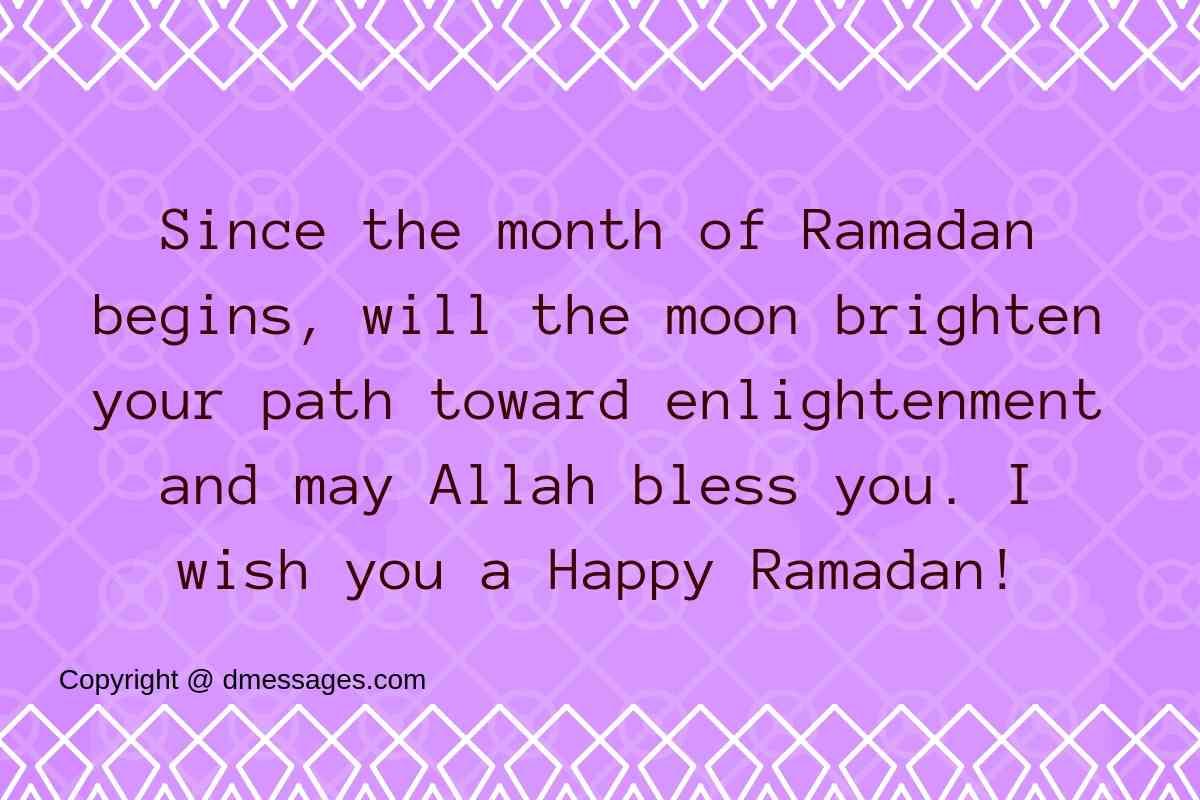 Ramadan kareem messages in english-Ramadan kareem