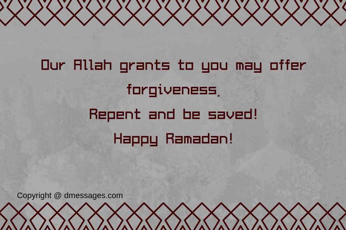 Ramadan messages in english-Ramadan sehri greetings