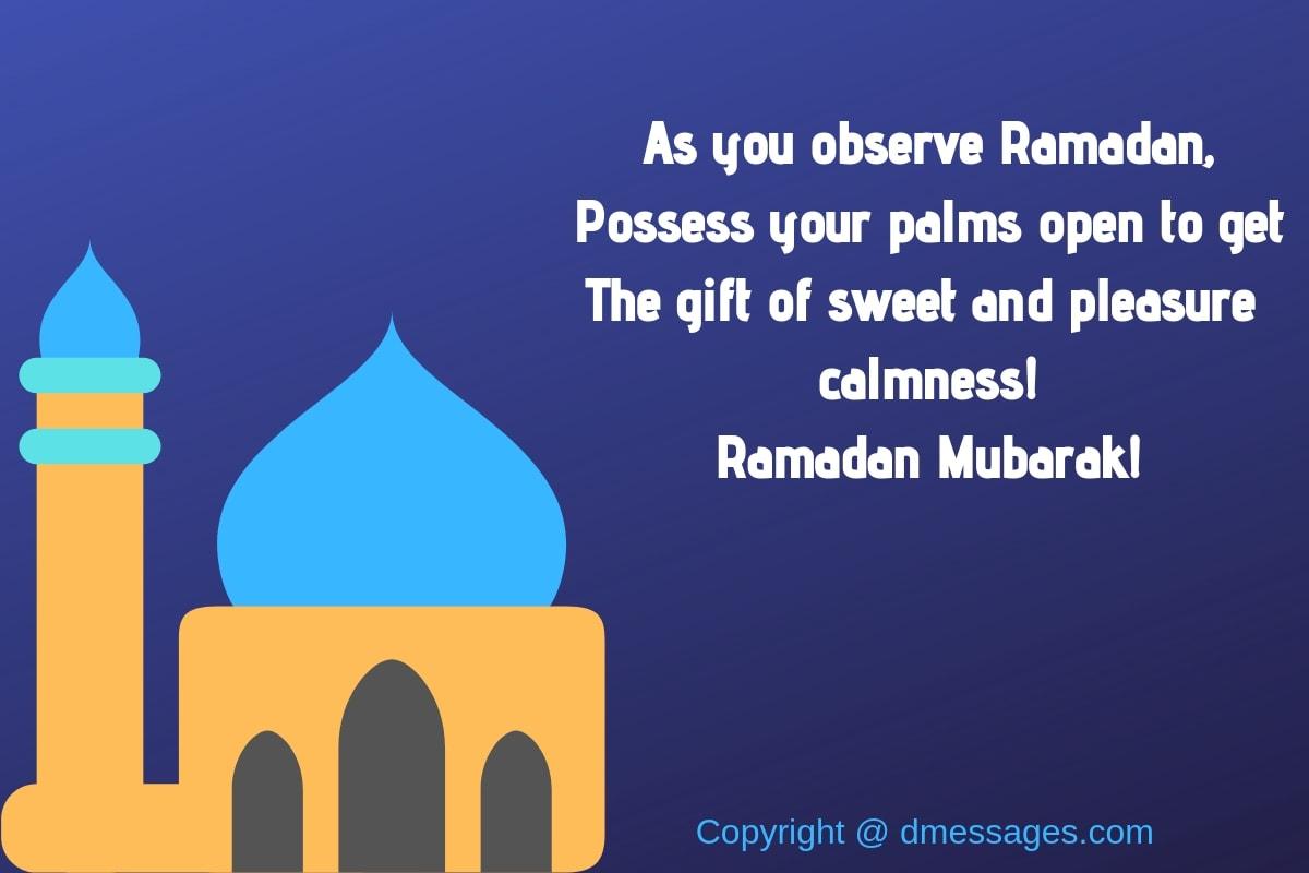 ramadan mubarak quotes in arabic