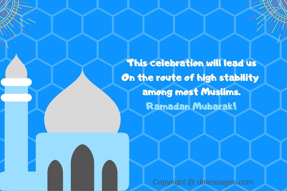 Ramadan mubarak quotes pictures