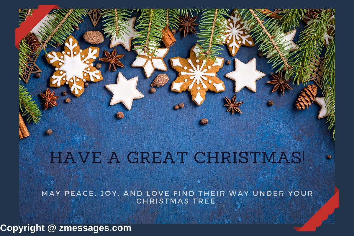 Christmas greetings for dad