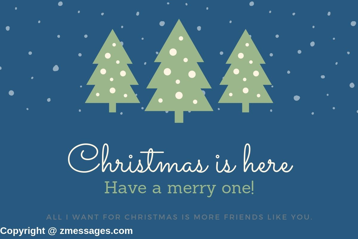 Christmas greetings for teachers