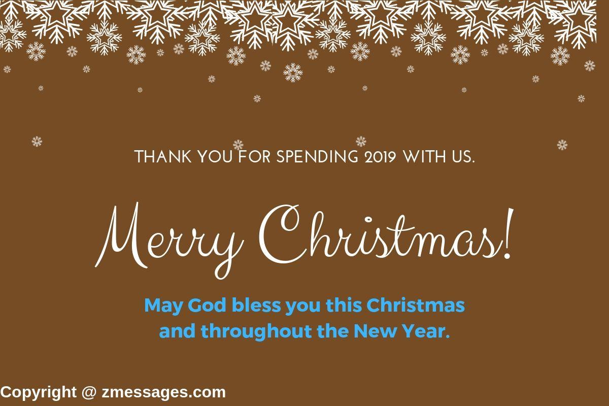 Religious christmas card greetings